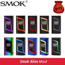 100% Оригинальные smok чужеродных комплект чужой 220 Вт поле mod e электронная сигарета VAPE Kit VS чужеродных комплект и smok PROCOLOR комплект