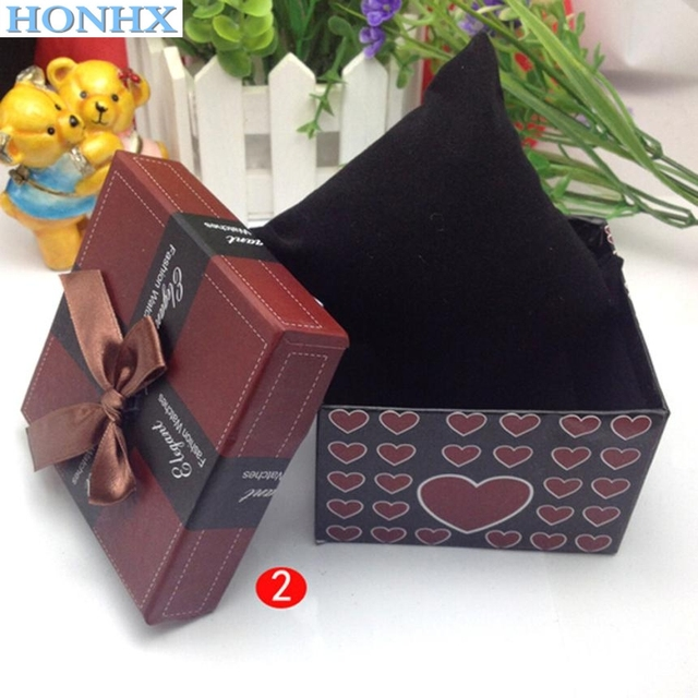Durable Present Gift Box Case For Bracelet Bangle Jewelry Watch Box Oct 11