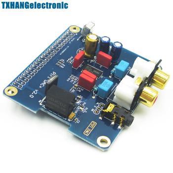 DAC + HIFI DAC Audio Módulo de tarjeta de sonido I2S interfaz para frambuesa pi 3 2 B +