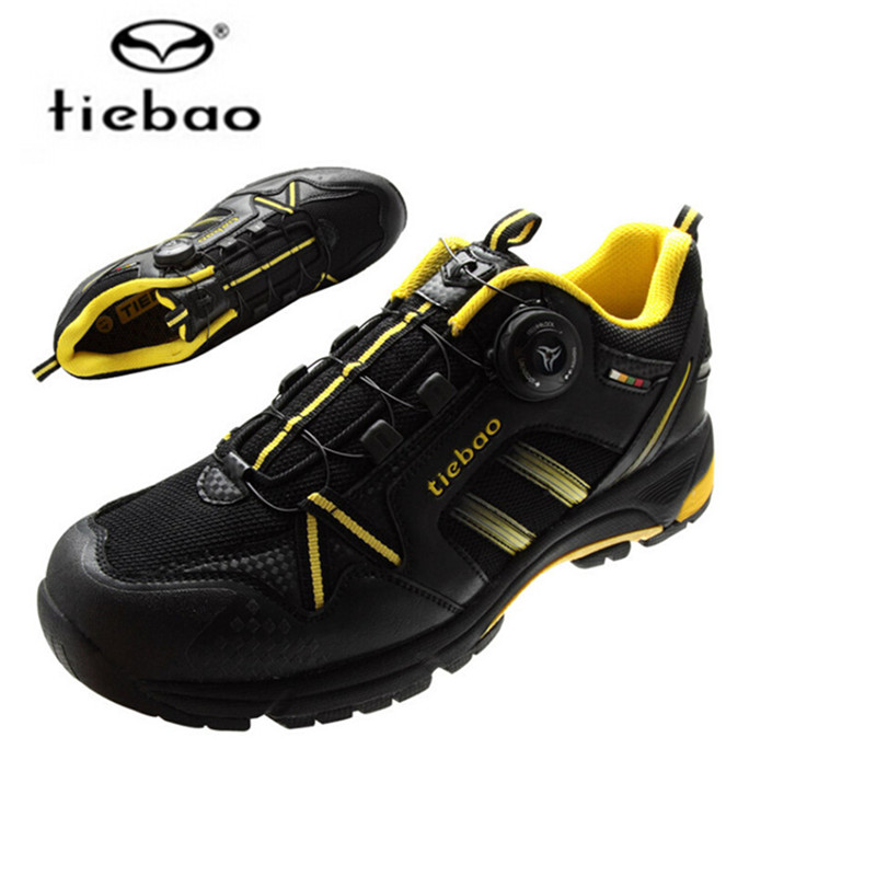 TIEBAO Bicycle Cycling Shoes mens 2018 Men sneakers Women zapatillas deportivas mujer MTB Mountain off Road Bike Athletic Shoes tiebao mtb cycling shoes 2018 for men women outdoor sports shoes breathable mesh mountain bike shoes zapatillas deportivas mujer