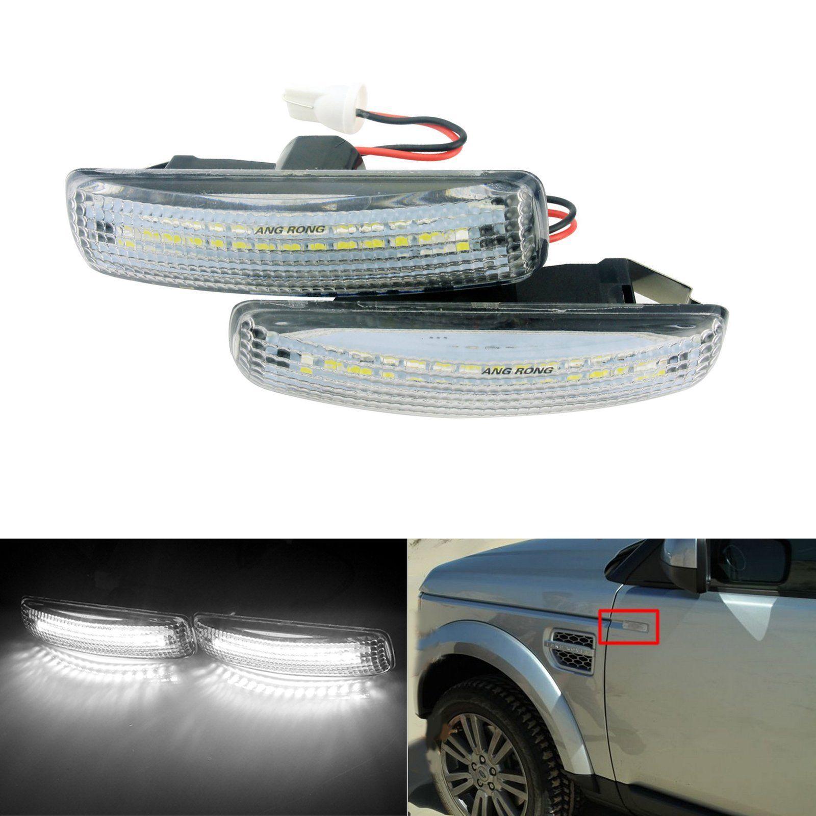 Cavis for LR3 LR4 Range Rover Sport Rear Bumper Reflector Brake Lamp Taillight Reflector Light Brake Light