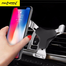 Universal Car Phone Holder Air Vent Mount Clip Cell Holder For Phone In Car No Magnetic Mobile Phone Stand Holder Smartphone car phone holder universal metal finger ring holder for phone in car no magnetic mobile phone stand holder smartphone stand