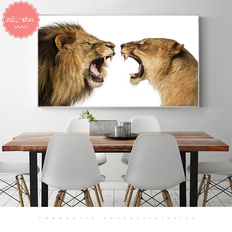 Picture Color Explosion Model Diy Diamond Painting 5d Cross Stitch Painted Roaring Lion Bedroom Paintings Collection Home & Garden Patterns