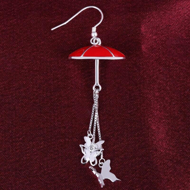 Серебряные серьги Tian Guan Ci Fu Hua cheng Xie Lian BL, S925, новинка, подарок для косплея|Реквизит для костюмов|   | АлиЭкспресс