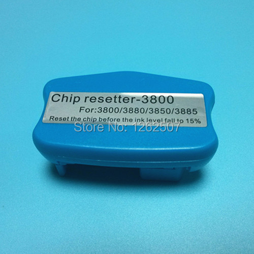 1 PC Maintenance Tank Box Chip Resetter For EPSON 3800 3880 3885 Printer Waste ink Cartridge