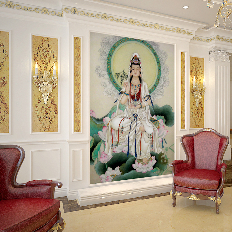 Buddhas Large Wall Murals