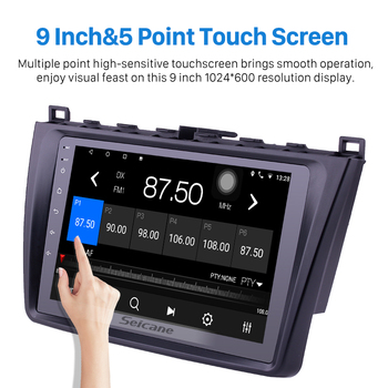 2Din Android 7 1/8 1 9inch GPS Car Radio Wifi Quad Core Multimedia