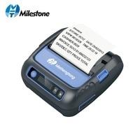 MHT P80F Thermal Receipt Printer Label Maker 2 in 1 POS Printer 80mm Bluetooth Android/iOS/Windows Bar Code Sticker