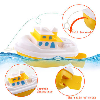 Игрушки для купания с рисунком рыбы и черепахи, детские игрушки для купания, заводные на цепочке для плавания, игрушки для детей 25