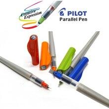 Пилот параллельно перо набор, 1.5 мм, 2.4 мм, 3.8 мм и 6.0 мм с бонус картридж