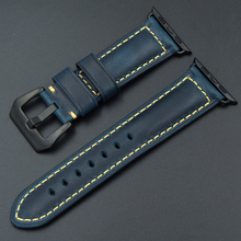 high quality leather watchbands for iwatch bracelet 38mm 42mm