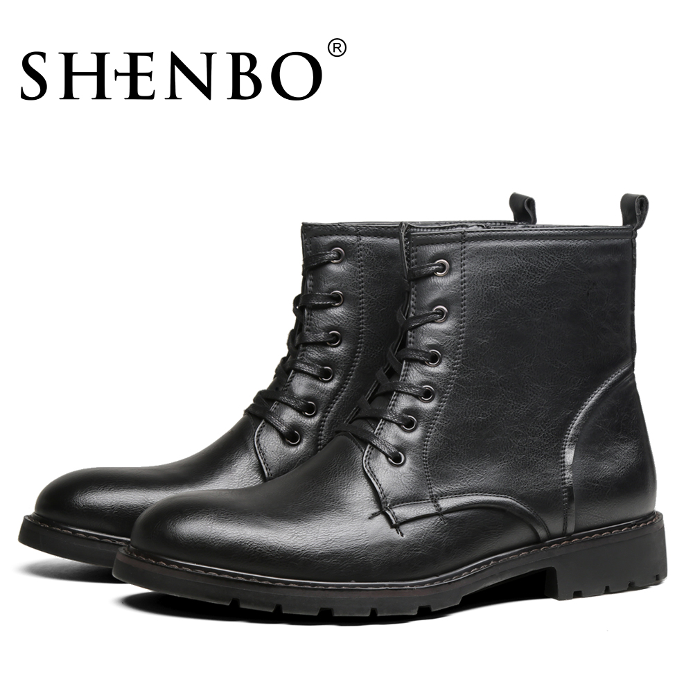 High Top Boots Men Promotion-Shop for Promotional High Top Boots ...
