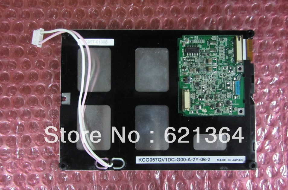 KCG057QV1DC-G00    Professional  Lcd Screen Sales  For Industrial Screen