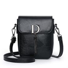 Vertical Versatile Messenger Bag Luxury Handbag Designer Tassel Letter Simple Shoulder 2019 Summer New Woman
