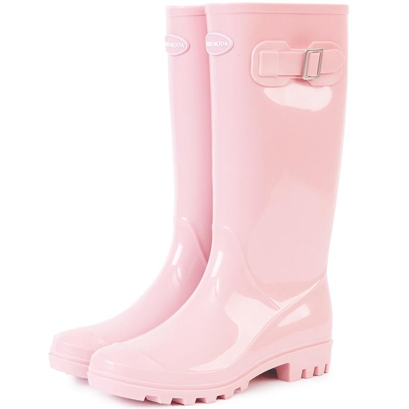 cute rain boots women's shoes