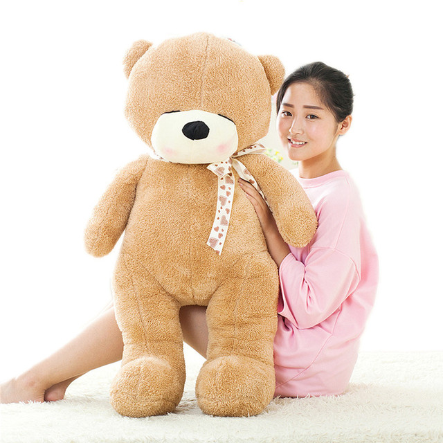 80cm Teddy Bear with Scarves – Stuffed Animals