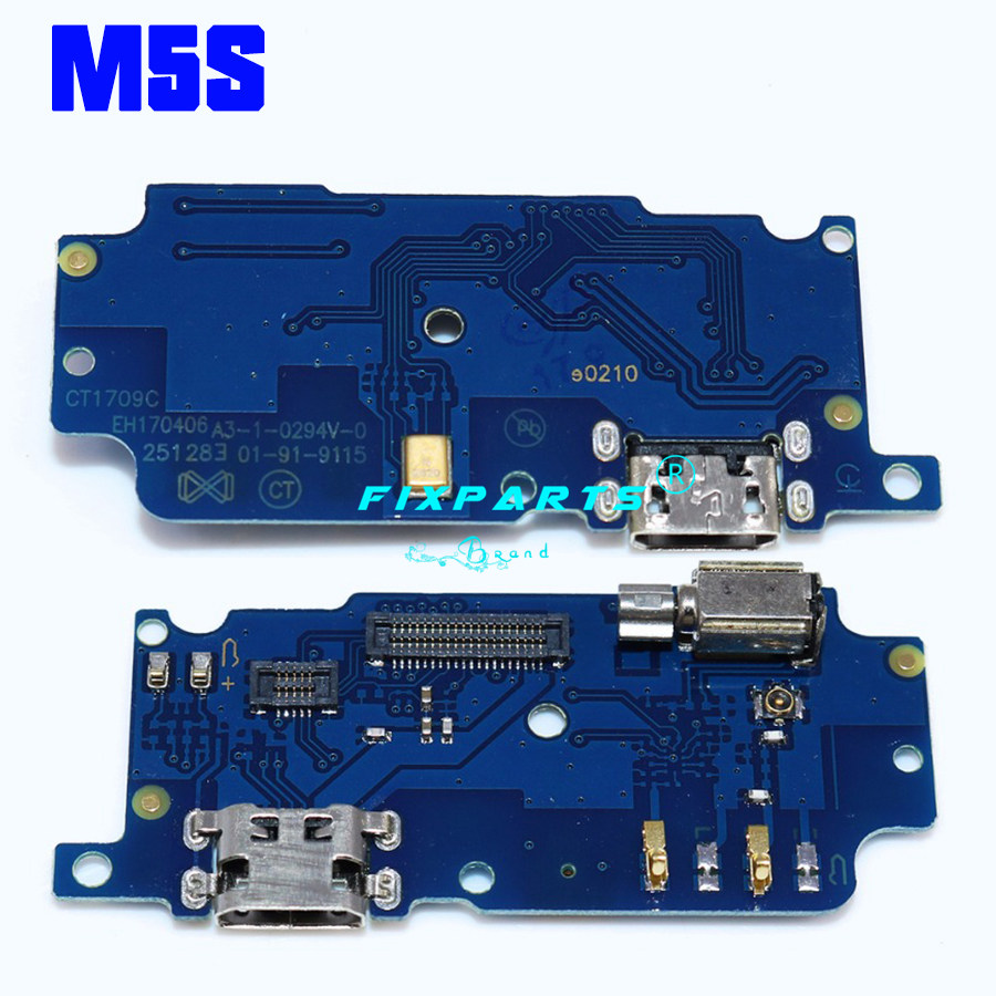 Meizu M1 M2 M3 M5 M6 Note U10 M3S Dock Port USB Charging Dock Charger Connector Plug Board Flex Cable Replacement Repair Parts (18)