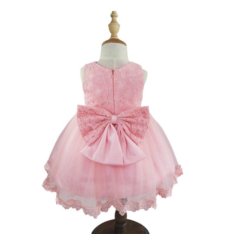 Winter Baby Girl Christening Gown Infant Princess Dress 1st Birthday ...