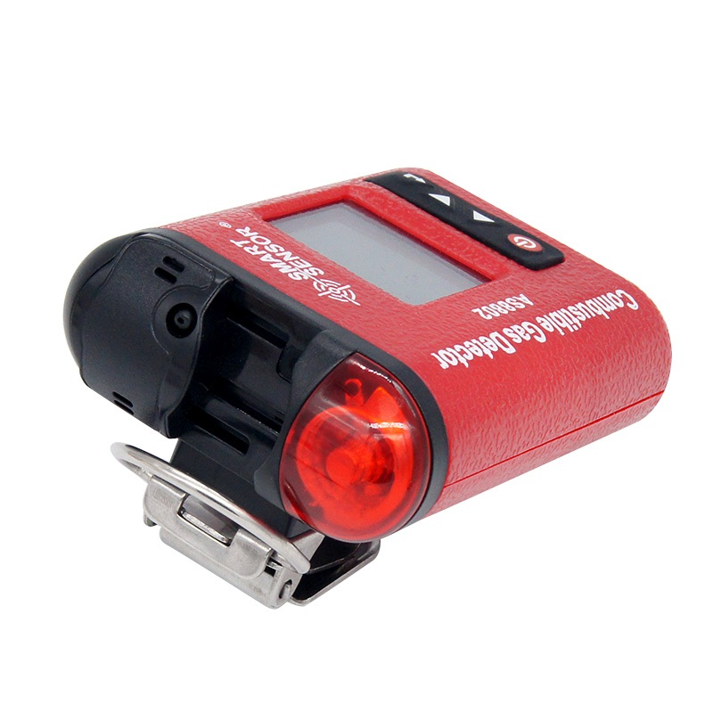 Automotive Combustible Gas Leak detector Natural Gas Detector Alarm Gas Analyzer Gasoline port flammable Gas Location 100%LEL цена