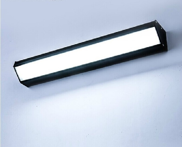 40cm Long 7w 220v Led Mirror Light Modern Brief Bathroom Cabinet Lamp Waterproof Wall