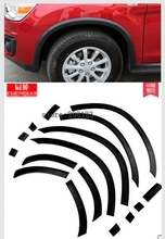 Auto Wheel arch trim For Mitsubishi ASX 2011-2017 ,16pcs