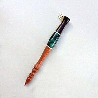 Deluxe Best Gift English Copperplate Script Antique Dip Pen Holder Oblique Calligraphy Dip Pen