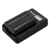 PROBTY EN EL15 ENEL15 Digital Battery + LCD USB Charger For Nikon D600 D610 D600E D800 D800E D810 D7000 D7100 d750 V1 MH 25