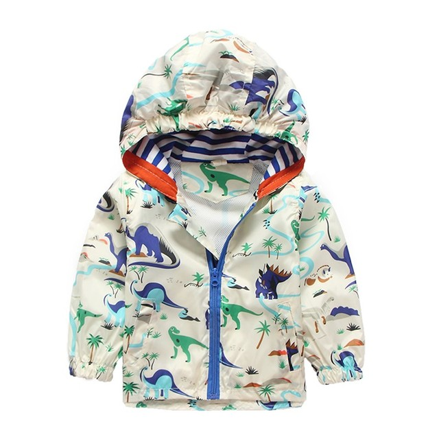 Male child outerwear autumn 2016 child top baby trench spring and autumn male 0-1 year old 3 - 5