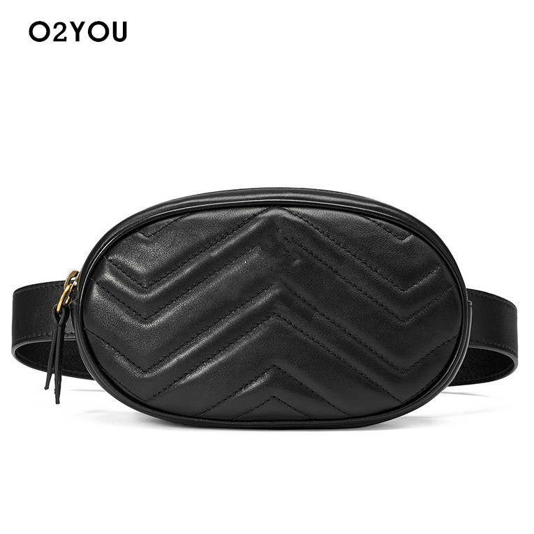 2018 fashion back Red fashion waist bag women fanny Mini belt bum bag waist packs for Women Waist Handbags Brand New Chest Bags ...