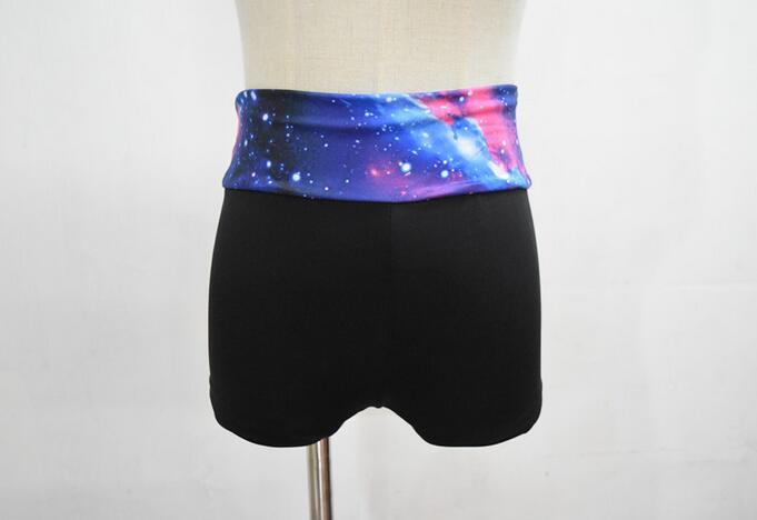 New Woman Shorts Breathable Fitness Compression Shorts Elastic Female