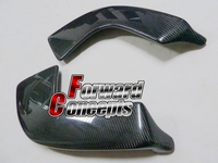 FOR CARBON FIBER 97 04 BOXSTER 986 REAR LIP APRONS UNDER DIFFUSERS SPLITTERS