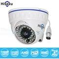 Hiseeu ahdh 1080 p família mini câmera analógica cctv interior de segurança dome ir cut night vision plug and play freeshipping ahcr512