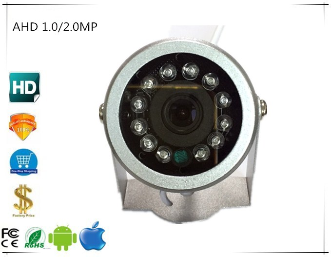 Careful 720/1080 Ahd Mini Bullet Camera Infrared Nightvision Xm310+h62 Xm330+sony323 Bnc Dc 12v Security Surveillance Cctv Available In Various Designs And Specifications For Your Selection Video Surveillance