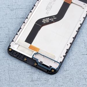 Image 5 - Ocolor pour Cubot X18 écran LCD + écran tactile avec cadre 5.7 pouces numériseur assemblée remplacement pour Cubot X18 + outils + adhésif