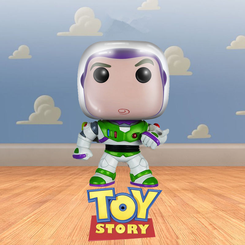Buzz Lightyear Collectible Figure Funko Pop-Disney-Toy Story 4