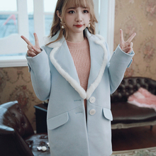 3916852ff Buy mint green coats and get free shipping on AliExpress.com