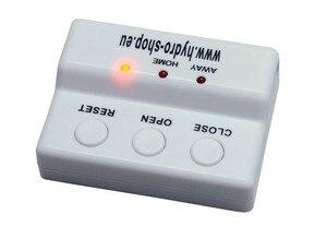 "Image 2 - HIDAKA WLD 805 (DN15*1 pc) EU 전원 플러그가있는 누수 감지기 BSP NPT 밸브 누출 경보 센서 (1/2 ""자동 밸브 포함)"