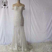 YSF Designer Robe De Mariee Mermaid Wedding Dresses