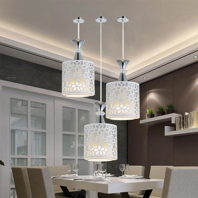 الحديثة قلادة led ضوء AC220V E27 الإبداعية قلادة مصباح ل مطعم القهوة بار غرفة نوم غرفة المعيشة الزخرفية شنقا مصباح