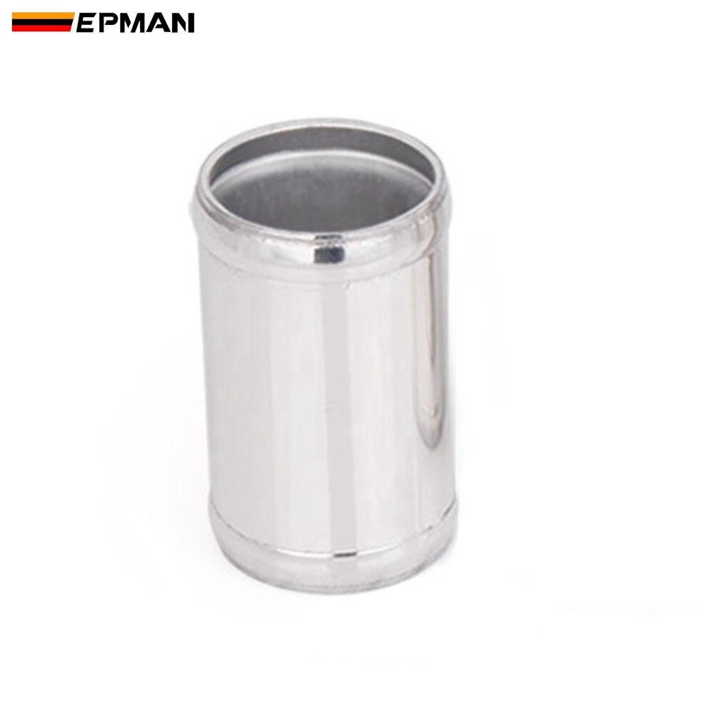 EPMAN прямая алюминиевая интеркулер Впускной турбо трубы OD 22 мм/30 мм/35 мм L = 76 мм