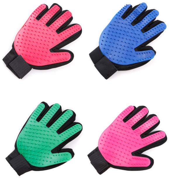 Silicone Glove Hair Cleaning Comb