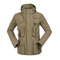 Военные Шестерни Водонепроницаемый Hardshell на открытом воздухе куртка Для мужчин армия тактический куртка весна ветровка Альпинизм Туризм о