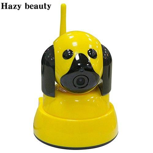 2017 Baby Camera Home Security 720P HD Smart Dog IP Camera Wireless CCTV P2P Monitor Wifi Camera PTZ Micro Card Onvif H.264 f 366 hd wifi smart ip camera 720p h 264 wireless ptz web camera