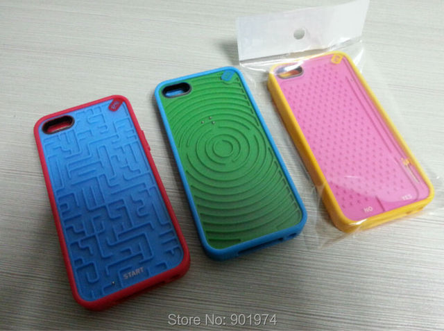 US $58 0 |10pcs New arrival High Quality American Retro Games Labyrinth  Square Maze Case for iphone 5 5s on Aliexpress com | Alibaba Group