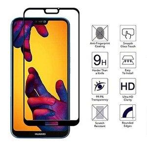 Image 3 - 保護huawei社のP20 liteプロプラスp 20 強化glasケースに名誉P20lite 20 lite Huaweip20 画面プロテクターカバーフィルム