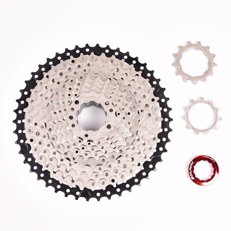 Vtt VTT pièces de vélo 11 vitesses 11 s roue libre Cassette 11-46 T vélo volant