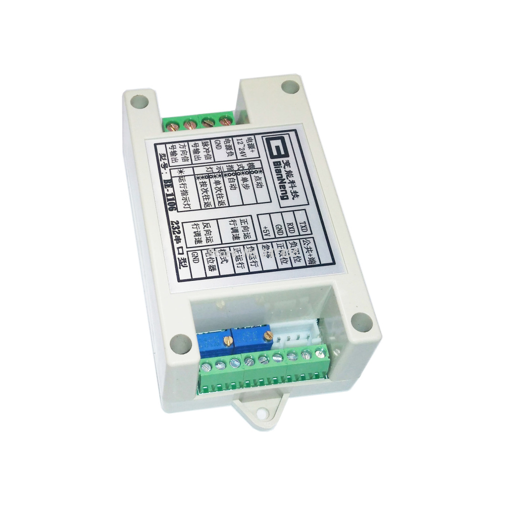 Stepper Motor Controller Pulse Servo Serial Port 485 Controlled Potentiometer Control Double Section Speed Industrial Be 1106 In Power Tool Accessories From Tools On