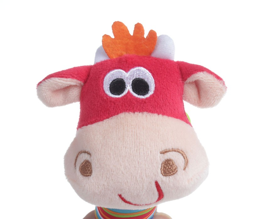 Baby Mobile Stroller Toys Plush Playing Doll