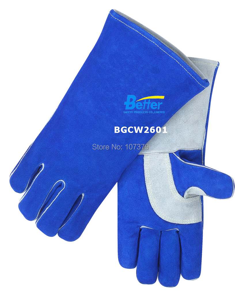 Leather work gloves for welding - Aliexpress Com Buy Leather Work Glove Safety Glove Split Cow Leather Welding Glove From Reliable Leather Flats Suppliers On Bettersafety Ppe Directsale