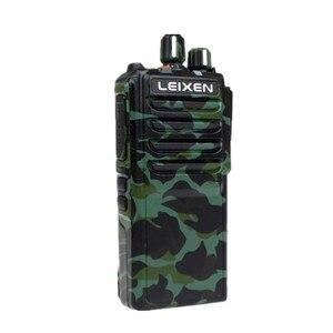 Image 5 - Daleki zasięg 25 W wysokiej mocy LEIXEN VV 25 WalkieTalkie 10 30km dwukierunkowy radiotelefon ręczny nadajnik odbiornik Ham Intercom